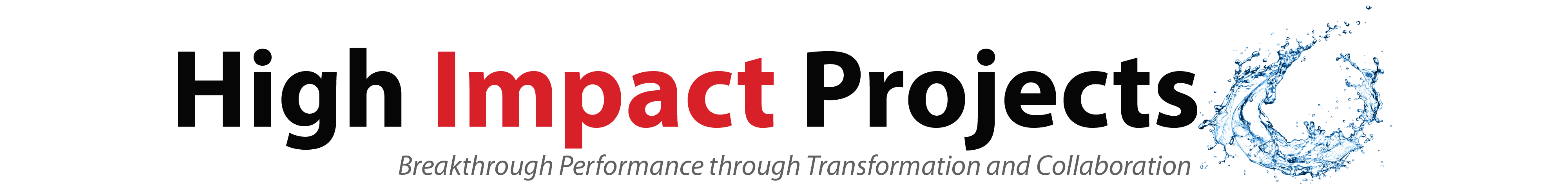 High Impact Projects Asia
